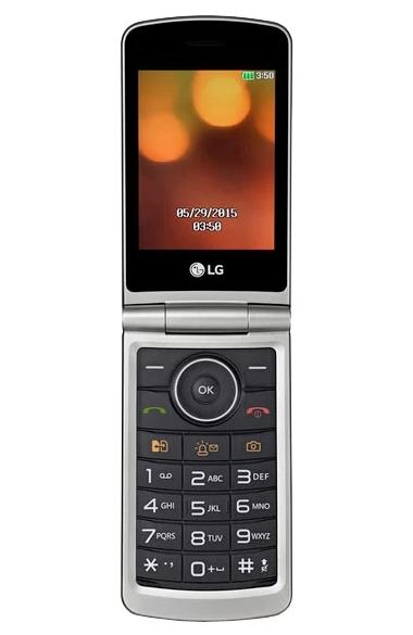 Кнопочный LG G360