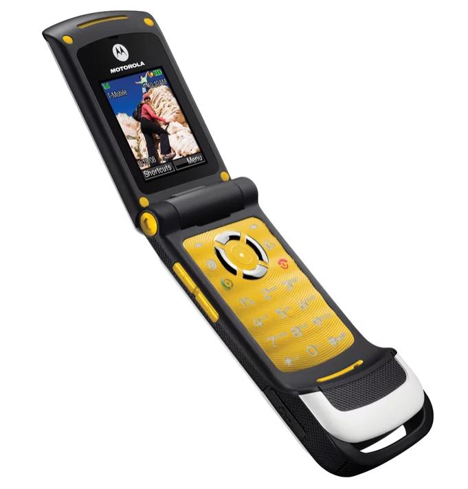 Кнопочный Motorola MOTOACTV W450