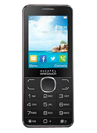 Кнопочный Alcatel One Touch 2007D