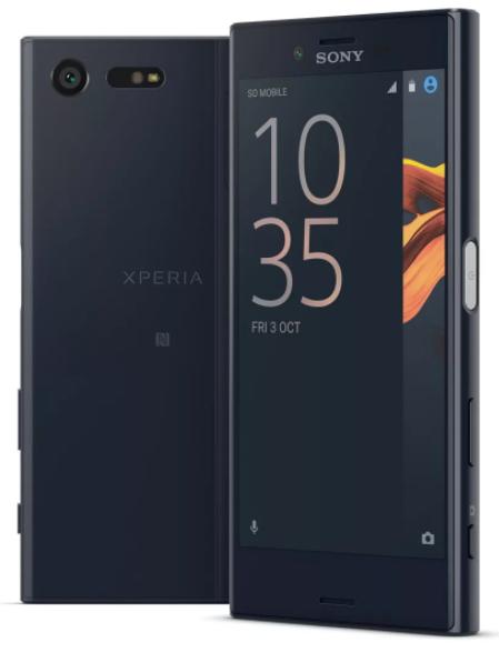 Телефоны от Sony Xperia X Compact