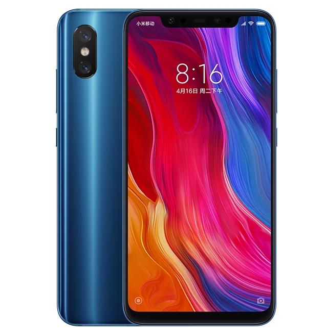 Xiaomi Mi8 6/64Gb для селфи