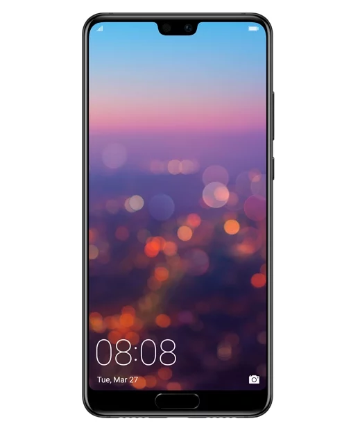 Huawei P20 для селфи