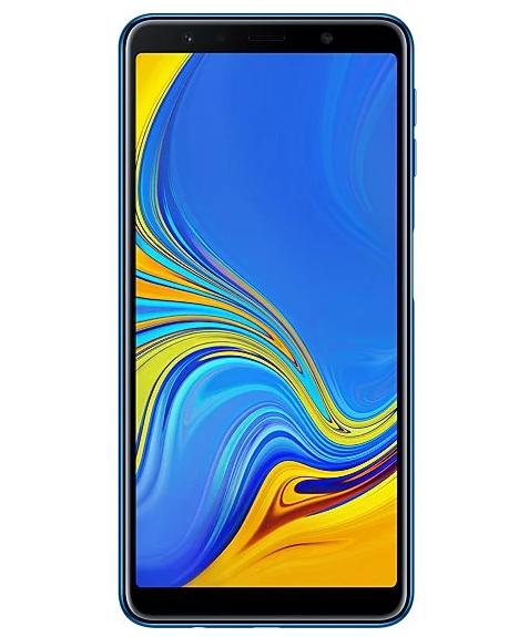 Samsung Galaxy A7 (2018) 4/64Gb для селфи