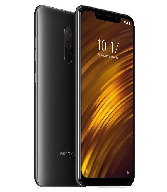 Xiaomi Pocophone F1 6/128GB для игр