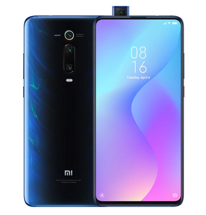 Xiaomi Mi 9T 6/128GB по антуту