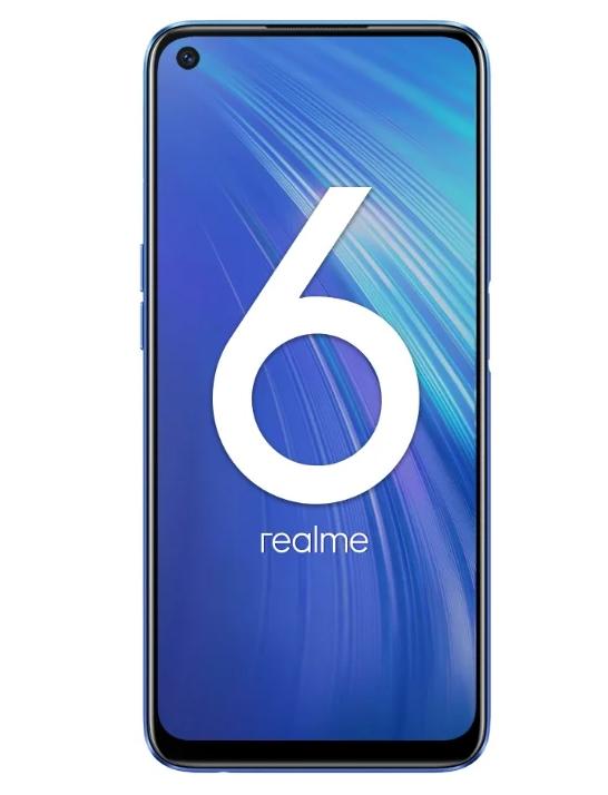 игровой Realme 6 4/128GB