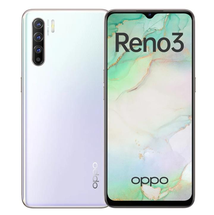 тонкий OPPO Reno 3