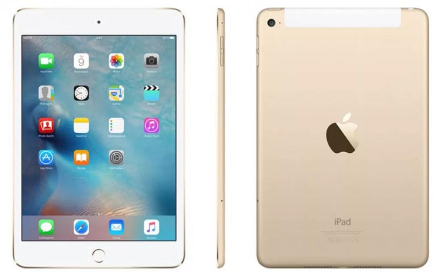 8 дюймовый Apple iPad mini 4 64GB Wi-Fi + Cellular