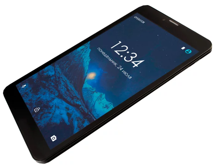 Недорогие планшеты Ginzzu GT-8105