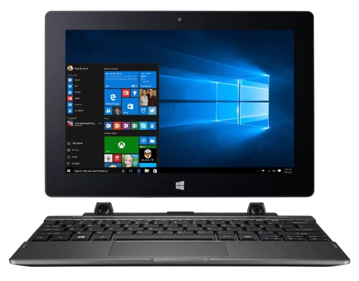 Планшет на Виндовс Acer Switch One 10 Z8300 32GB + HDD 500GB