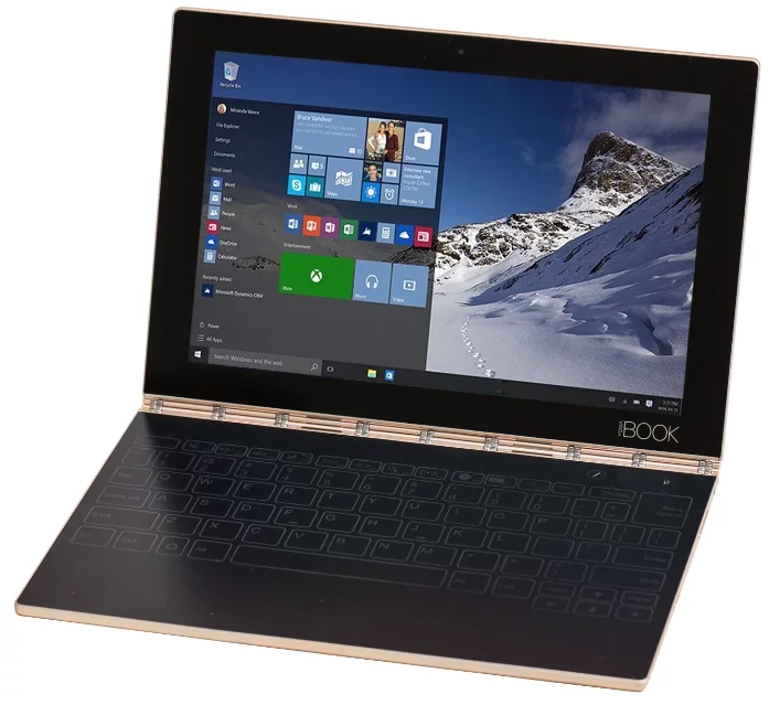 Lenovo Yoga Book YB1-X91L 64Gb от Леново