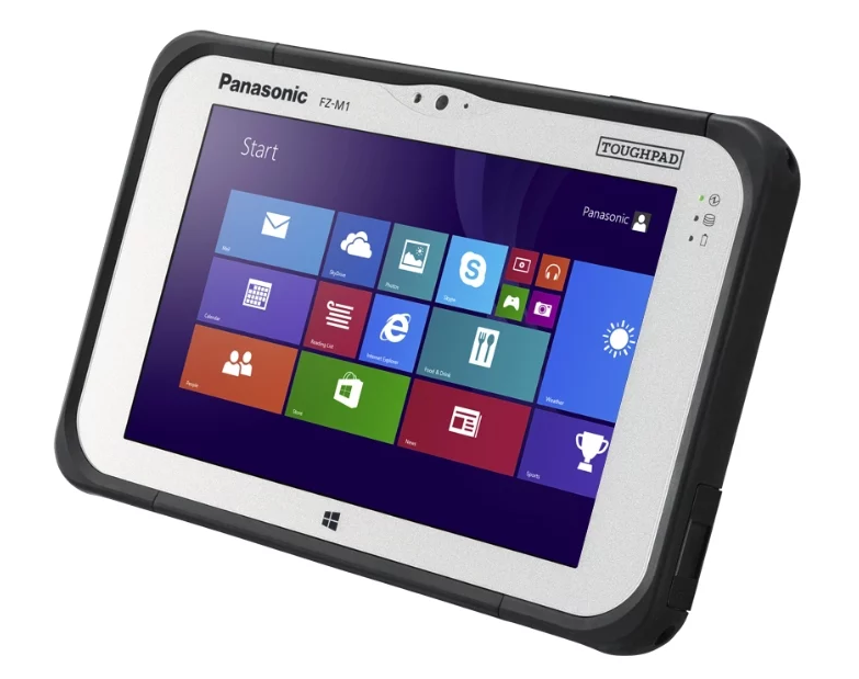 Panasonic Toughpad FZ-M1 128GB 4GB защищенный планшет Panasonic Toughpad FZ-M1 128GB 4GB