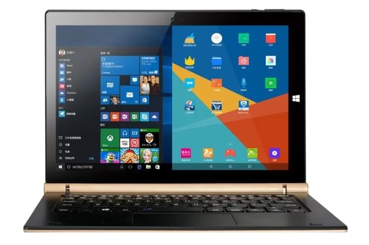 OndaoBook 20 Plus с двумя ос