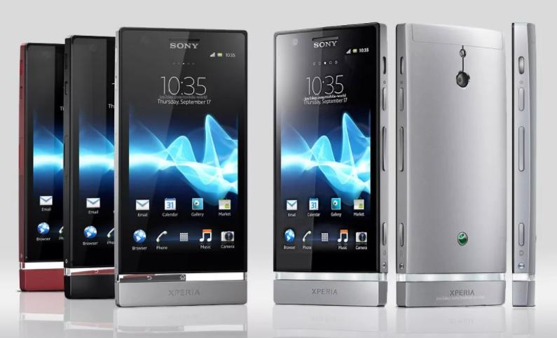 Фирма Sony