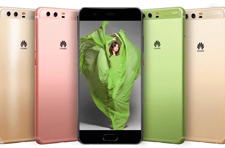 Huawei фирма