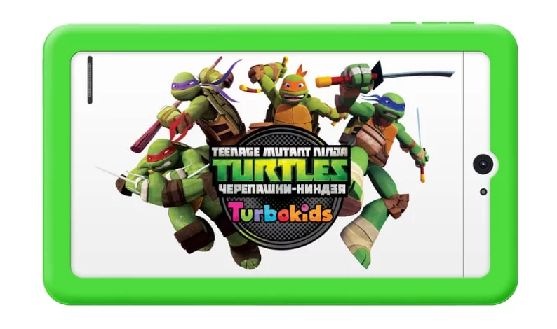 TurboKids Черепашки-ниндзя 3G детский
