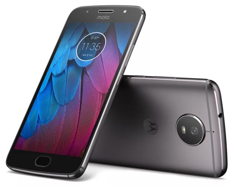 Motorola Moto G5s 3/32GB с нфс