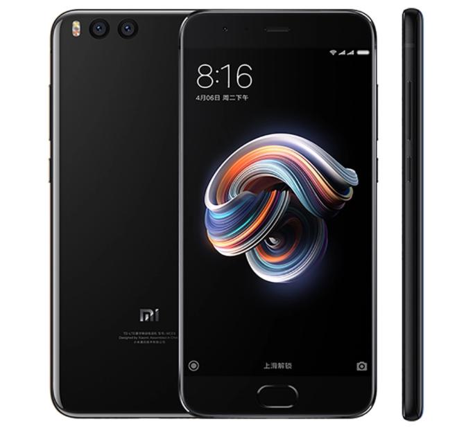 Xiaomi Mi Note 3 64GB с нфс