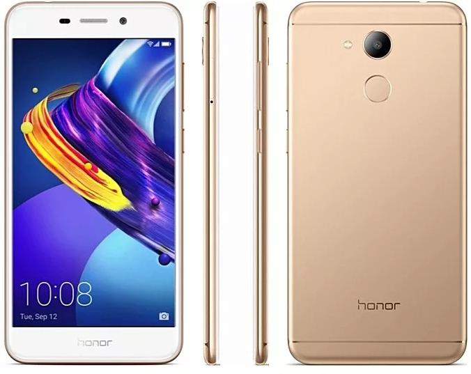 Honor 6C Pro со сканером