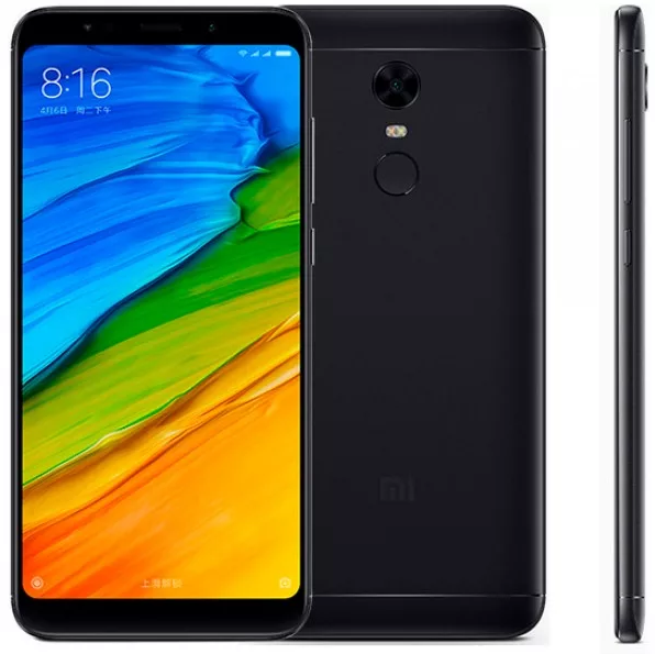 Xiaomi Redmi 5 Plus 4/64GB со сканером