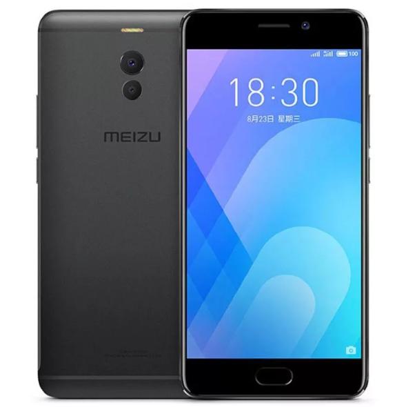 Meizu M6 Note 64GB со сканером