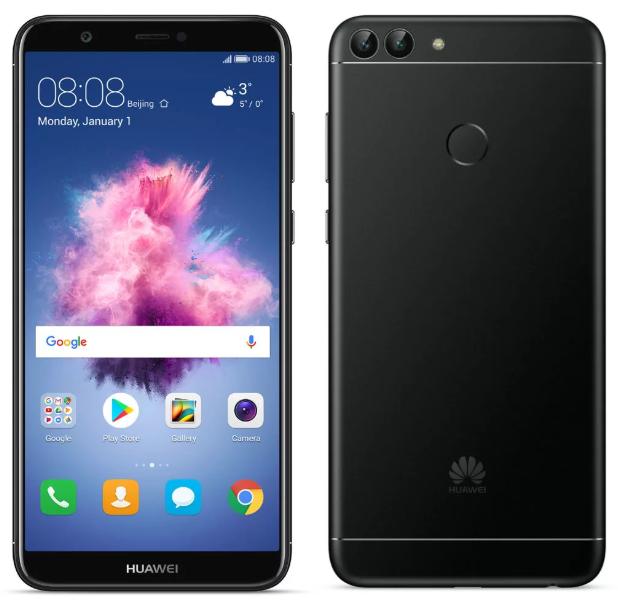 Huawei P Smart 32GB со сканером