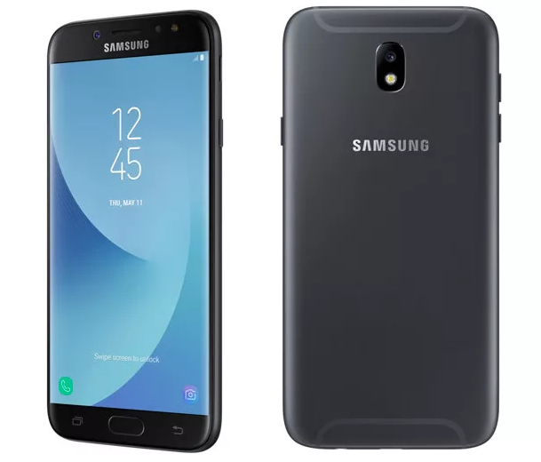 Samsung Galaxy J7 Pro SM-J730G сканер отпечатков