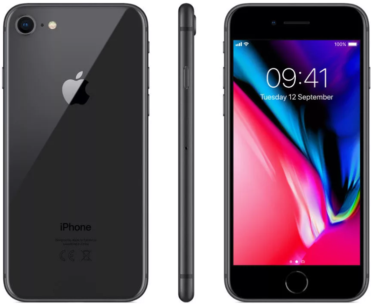 Apple iPhone 8 64GB со сканером