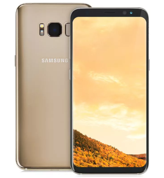 Samsung Galaxy S8 со сканером