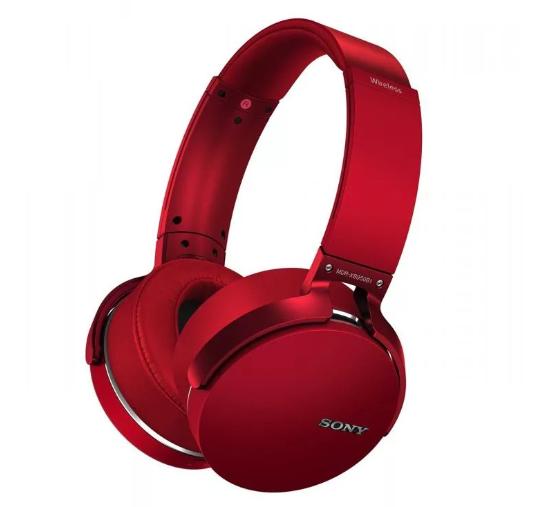 Sony MDR-XB550AP топовые