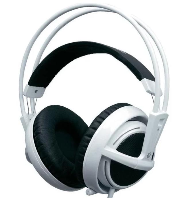 Топовые SteelSeries Siberia Full-size Headset v2