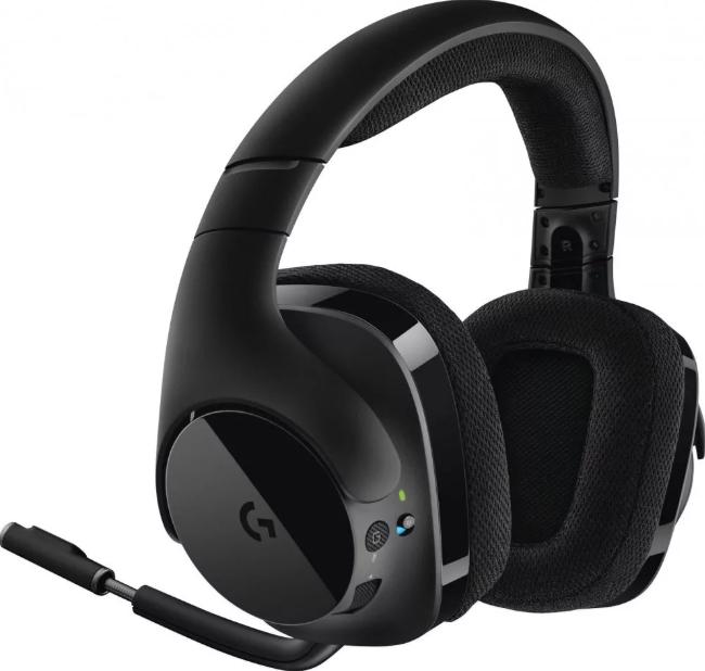 топовые Logitech G533 Wireless