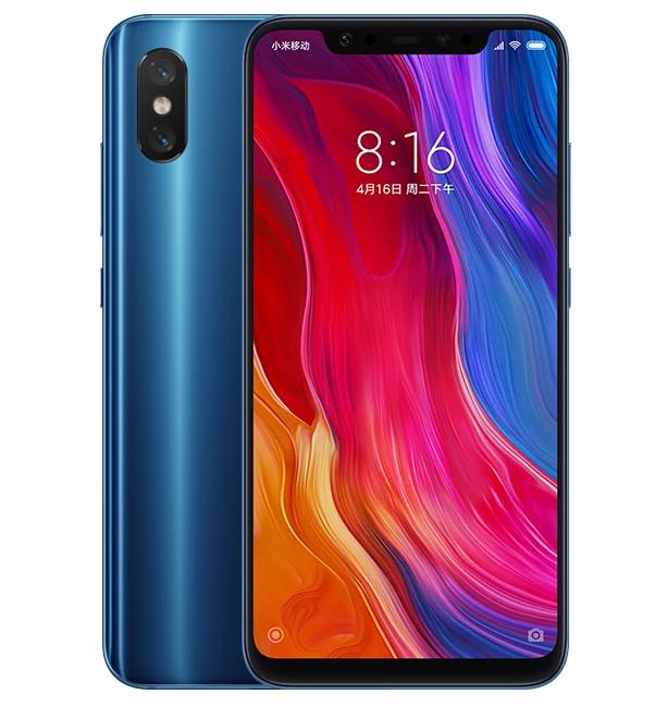 Xiaomi Mi 8 6/64GB от Сяоми