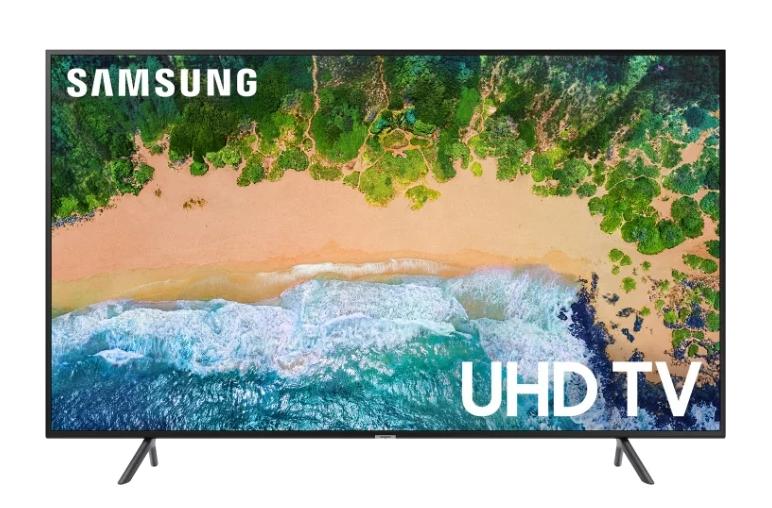 Samsung UE49NU7100U с 4к
