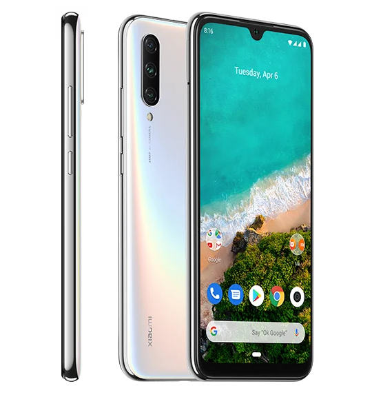 модель от Xiaomi Mi A3 4/64GB Android One