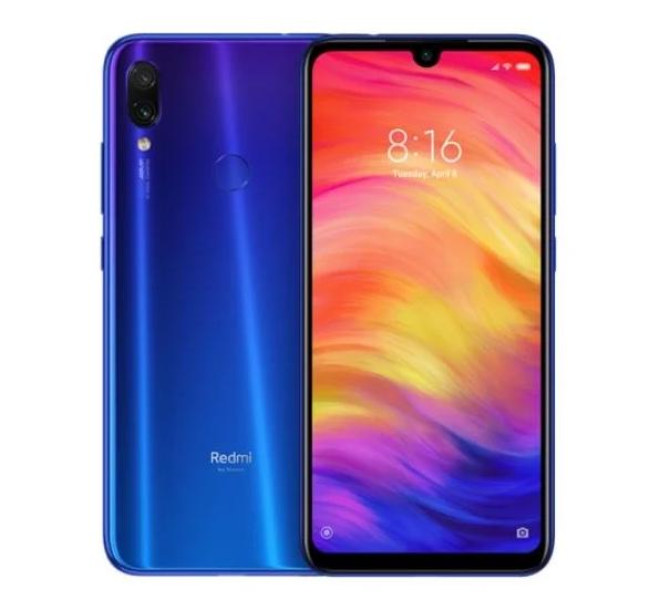модель от Xiaomi Redmi Note 7 6/64GB