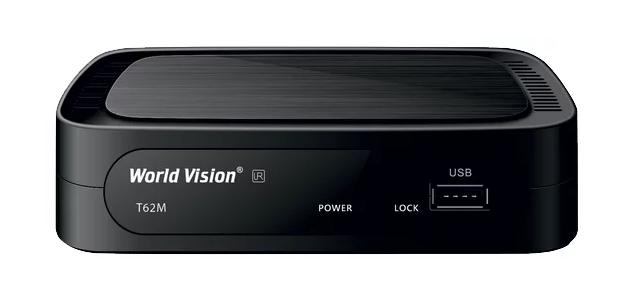 World Vision T62M