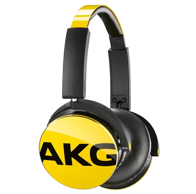 AKG Y 50 с микрофоном