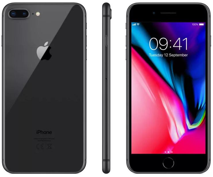 Apple iPhone 8 Plus 64GB 2018