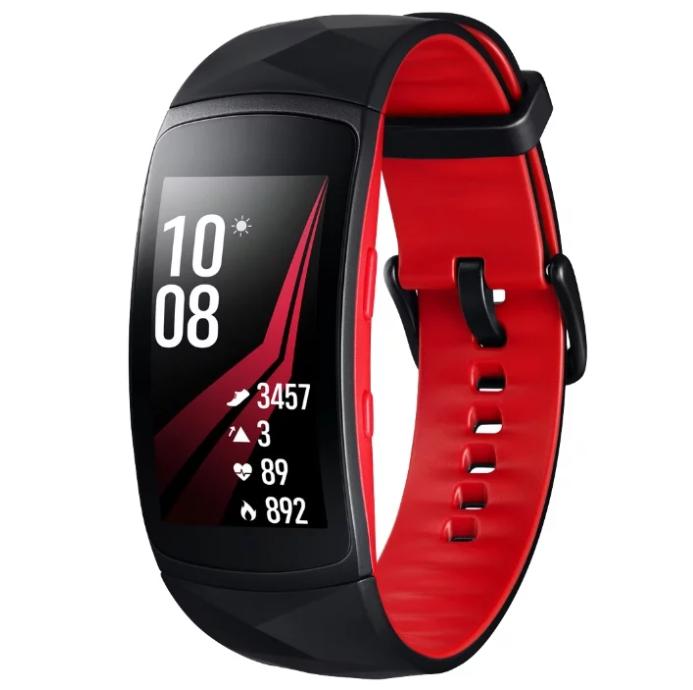 трекер Samsung Gear Fit2 Pro