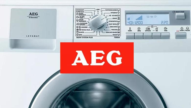 производитель машин  AEG