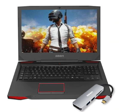 Bben G17 Gaming laptop 17.3
