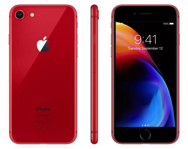 Apple iPhone 8 топ 2018