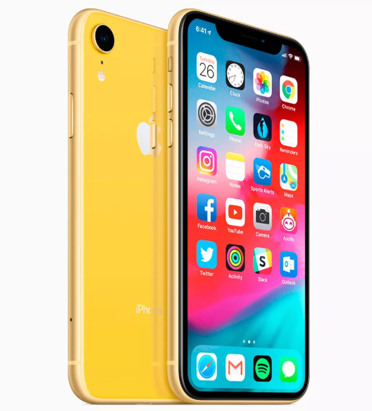 iPhone Xr топ 2018
