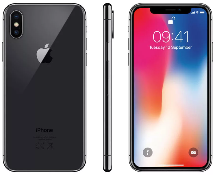 Apple iPhone X топ 2018