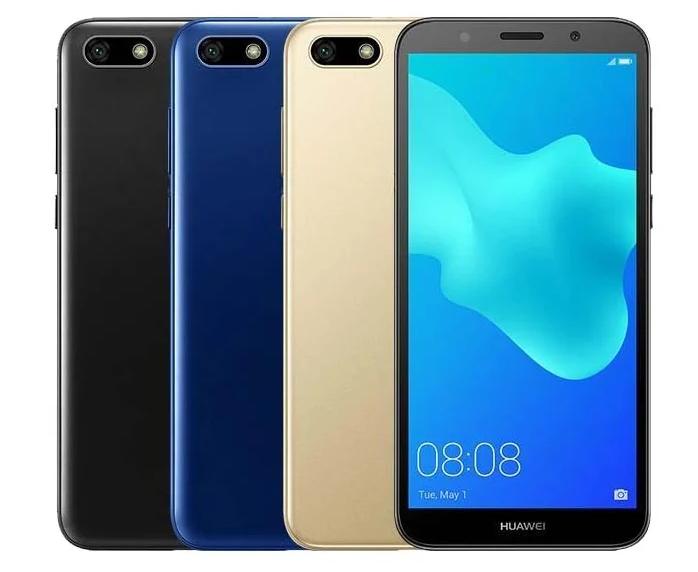 Huawei Y5 Prime (2018) до 9