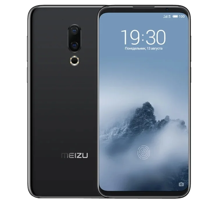 Meizu 16th 6/64GB на 845