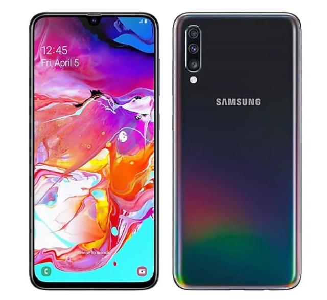 Samsung Galaxy A70 до 20