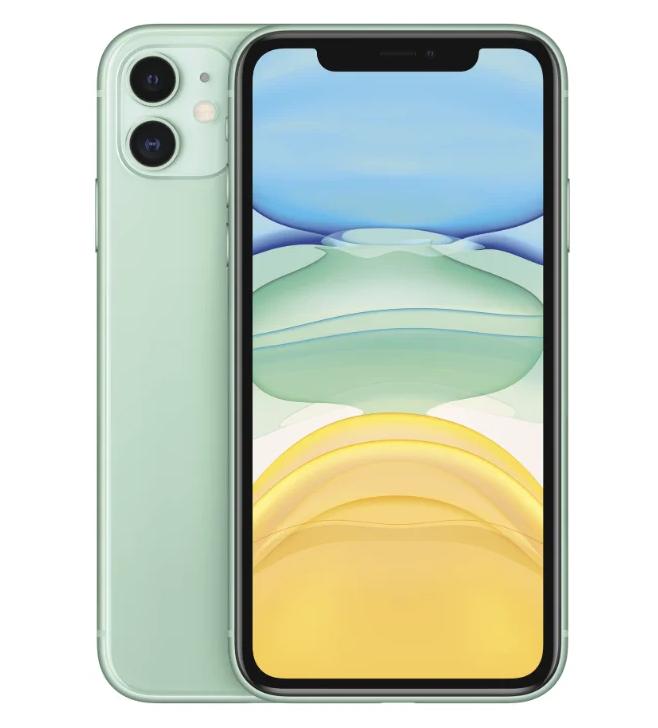 Apple iPhone 11 128GB 6 дюймов