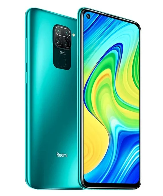 недорогой Xiaomi Redmi Note 9 3/64GB (NFC)
